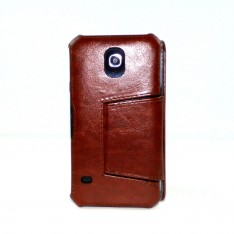Book around Leather Case