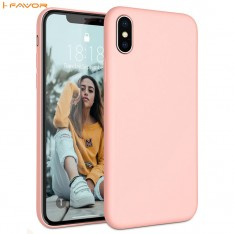 Slim Four side Liquid Silicone Case for iphoneXS,iphoneXS MAX,iphoneXR