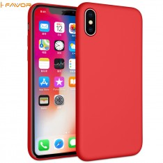 Hot selling Slim Four side Liquid Silicone Case